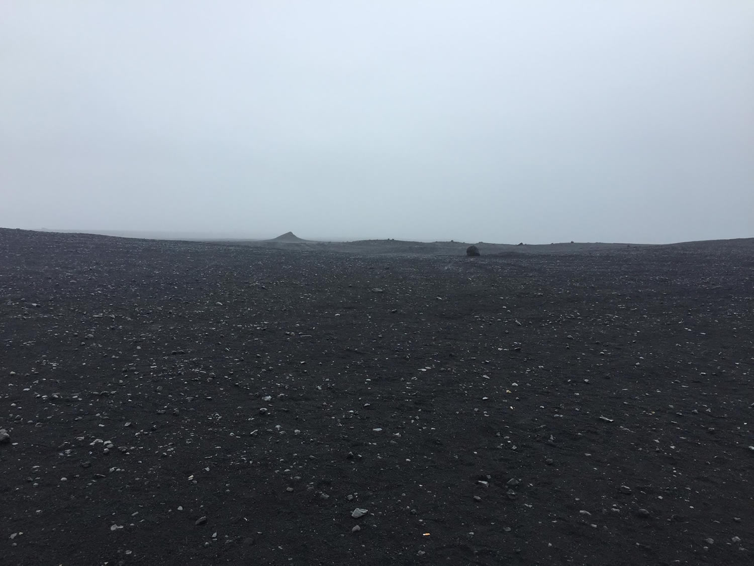 Sandur in southern Iceland